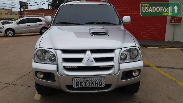 Veículo à venda: pajero sport hpe 4x4 automático