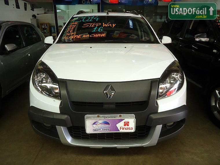 Veículo à venda: sandero stepway hi-flex