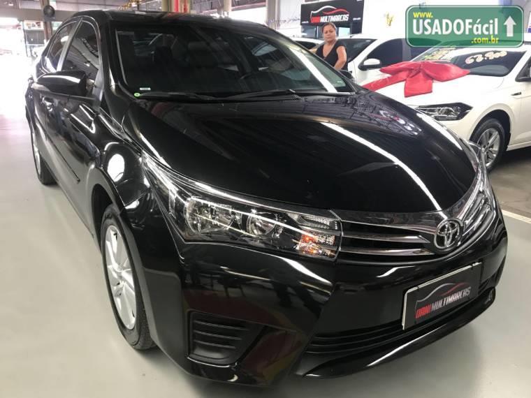 Veículo à venda: corolla gli upper automatico flex