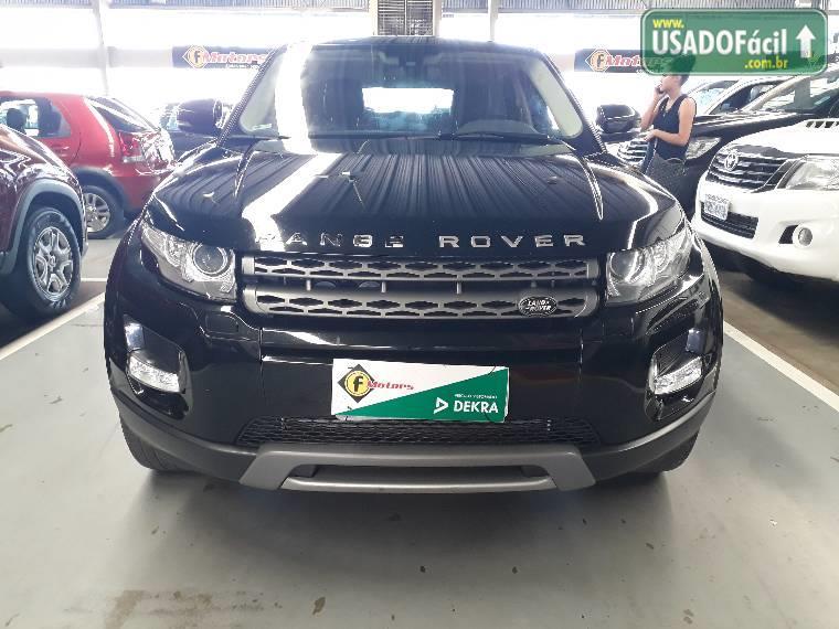 Veículo à venda: ranger rover evoque pure