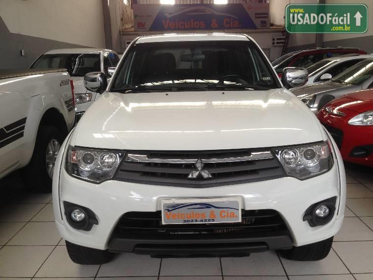 Veículo à venda: l200 triton hpe cd 4x4 automático flex