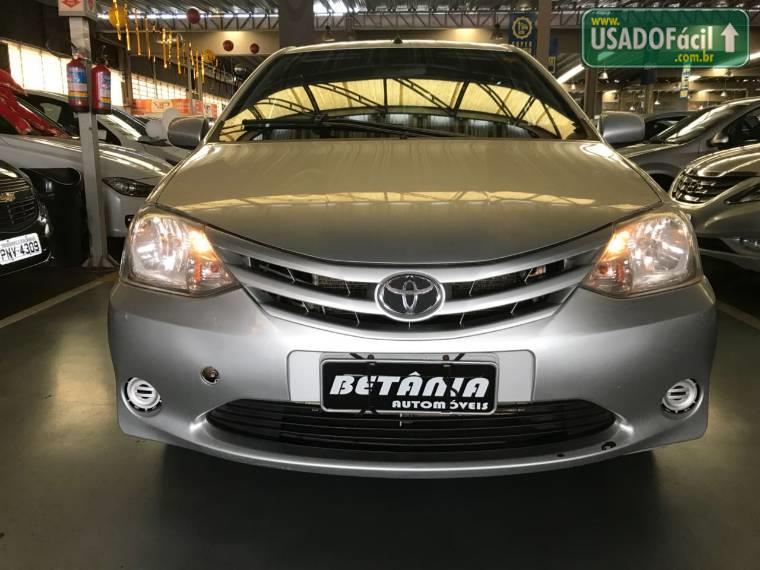 Veículo à venda: etios sedan xs flex