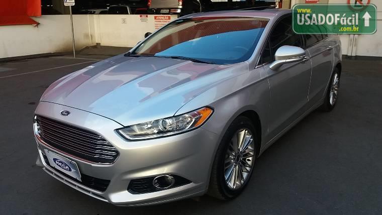 Veículo à venda: fusion titanium awd gtdi ecoboost automático