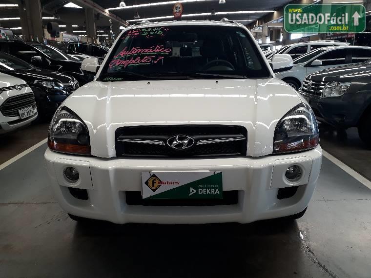 Veículo à venda: tucson automatico felx