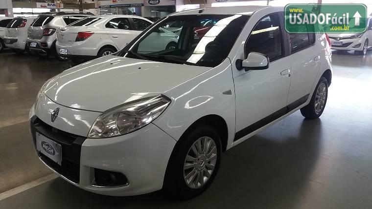 Veículo à venda: sandero automático hi-flex