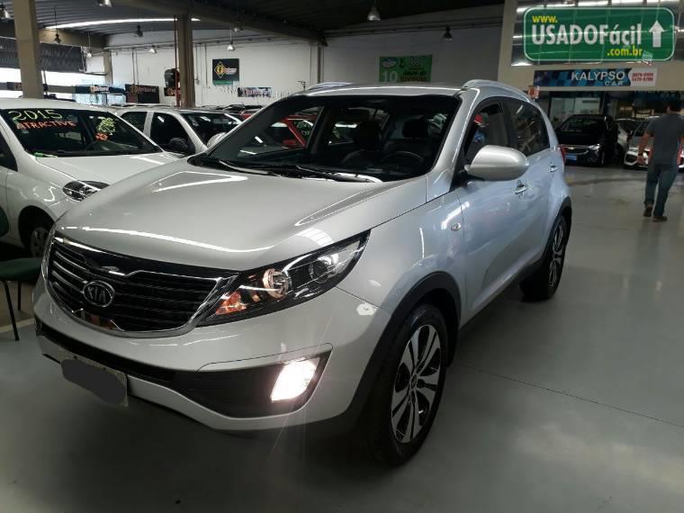 Veículo à venda: sportage lx2 automático