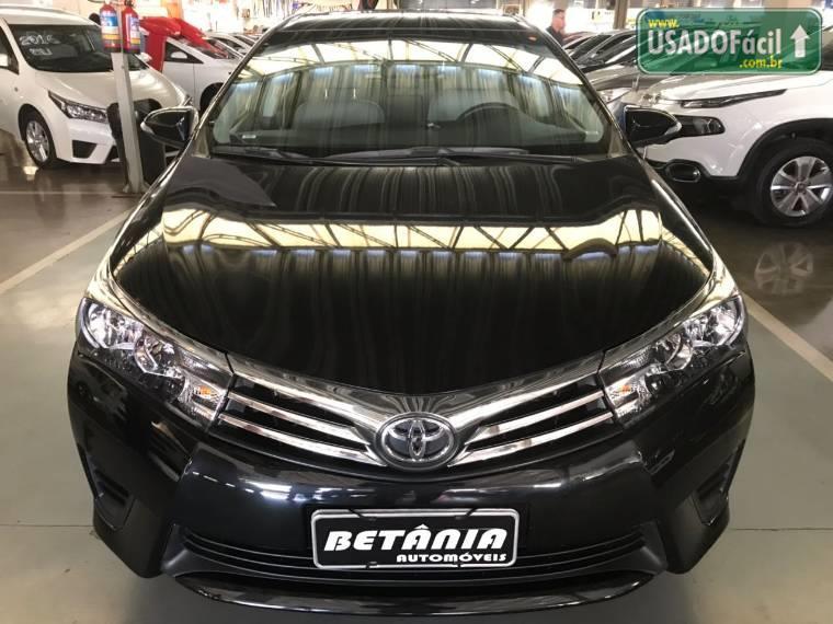 Veículo à venda: corolla gli automático