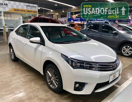 Veículo à venda: corolla xei automatico