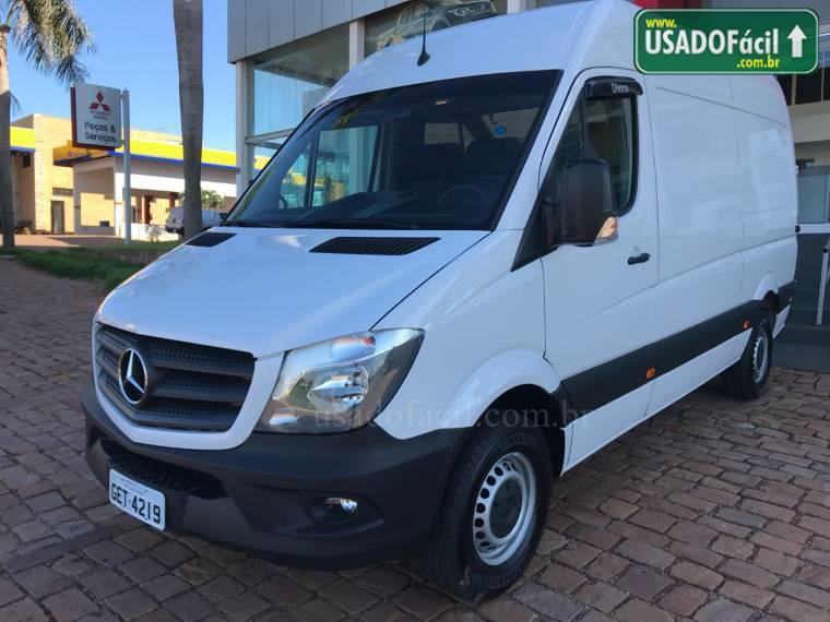 Veículo à venda: MERCEDES-BENZ Van Sprinter 313 Furgão