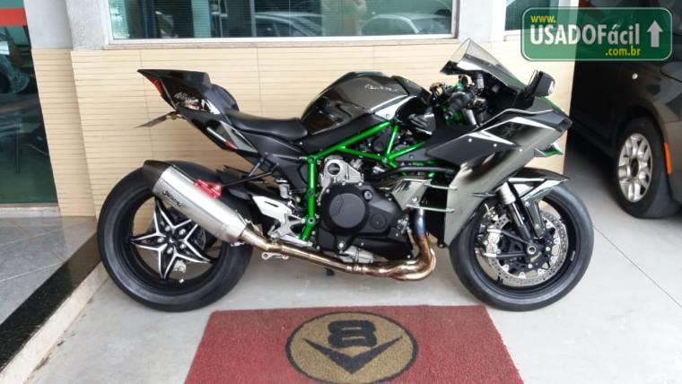 Veículo à Venda Kawasaki Kawasaki Ninja H2 1000 20152016 Por R