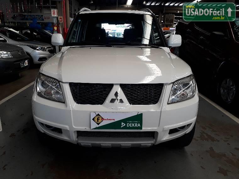 Veículo à venda: pajero tr4 4x4 automático flex
