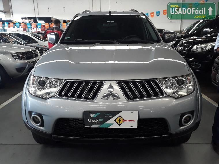Veículo à venda: pajero dakar hpe 4x4 automatico