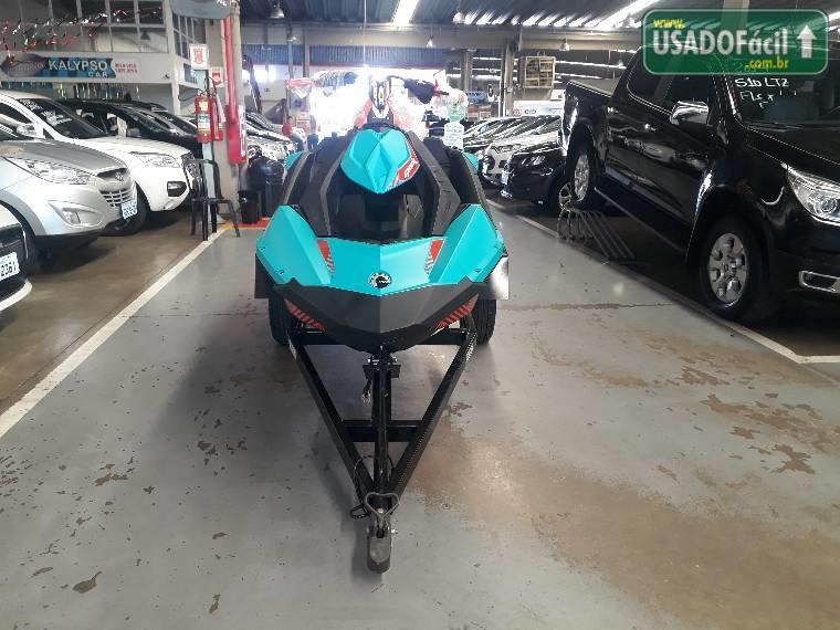 Veículo à venda: jet ski sea.doo spark trixx