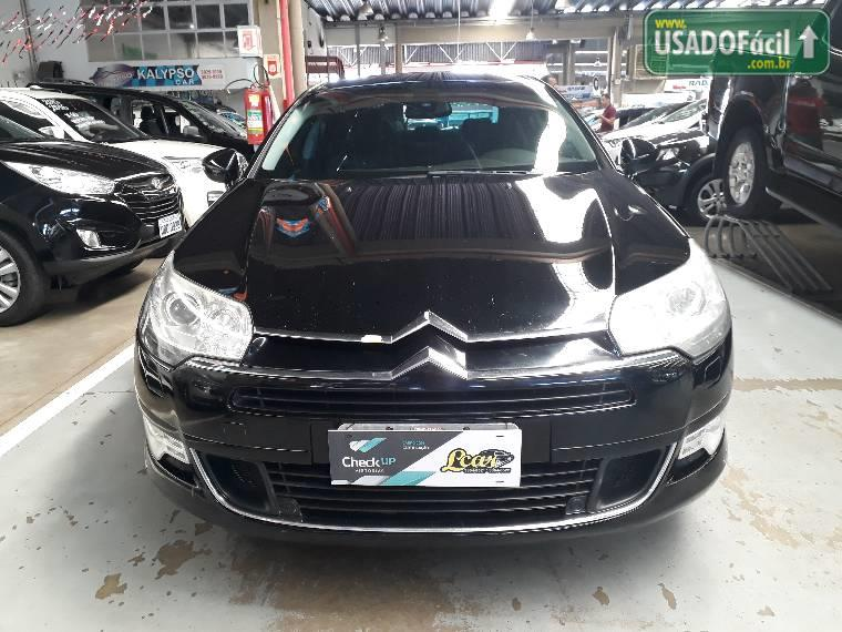 Veículo à venda: c5 exclusive automático flex