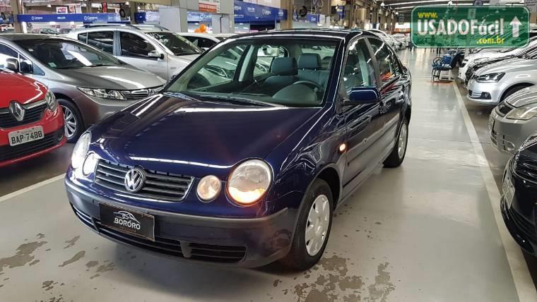 Veículo à venda: polo sedan