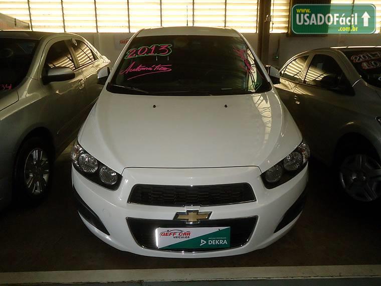Veículo à venda: sonic sedan lt automático flex power