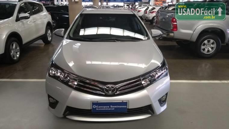 Veículo à venda: corolla xei 2.0 flex 16v automático