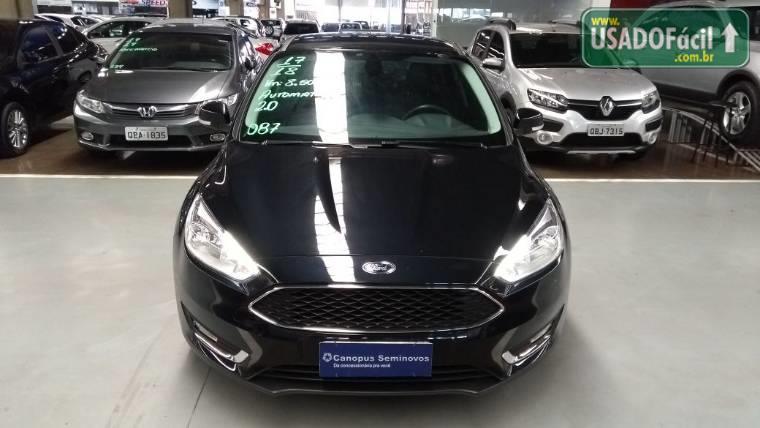 Veículo à venda: focus sedan se plus automático flex