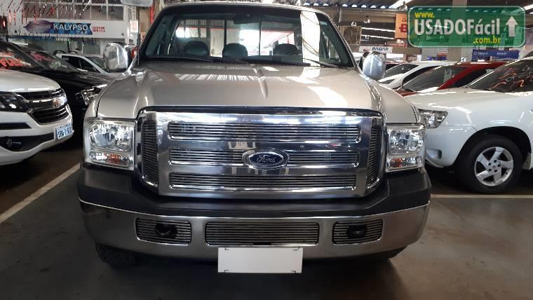 Veículo à venda: f-250 xlt cs