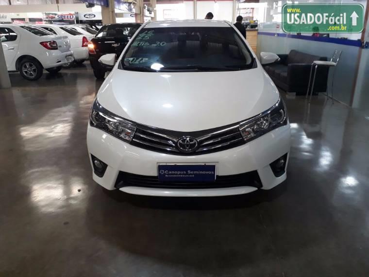 Veículo à venda: corolla altis automático flex