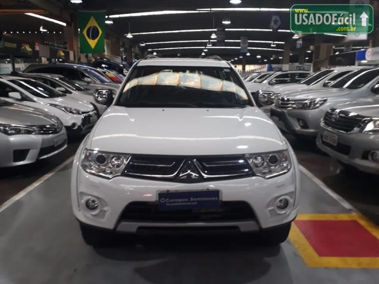 Veículo à venda: pajero dakar hpe 4x4 automático flex