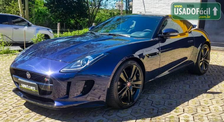 Jaguar F Type S Supercharged V6