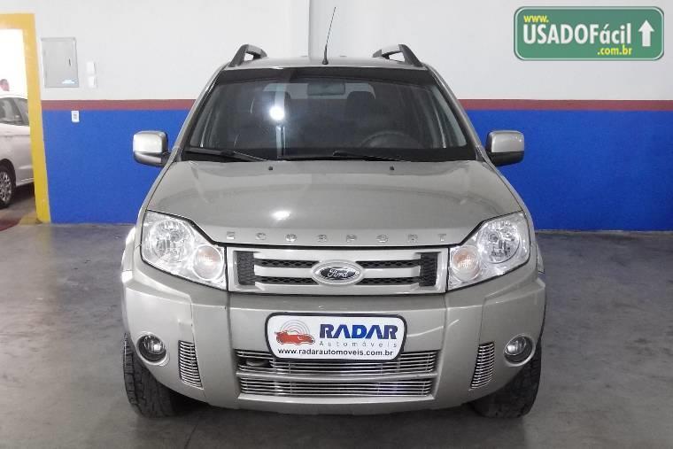 Veículo à venda: ecosport xlt automatico