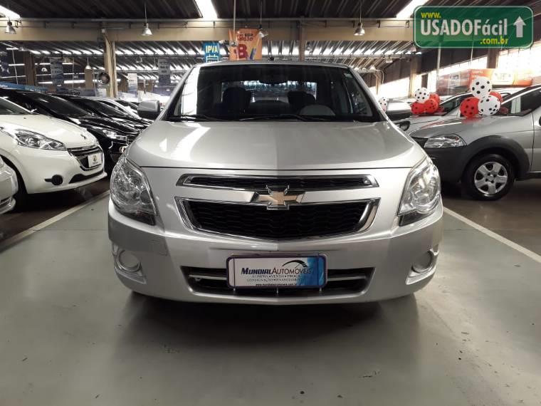 Veículo à venda: cobalt ltz automático econoflex