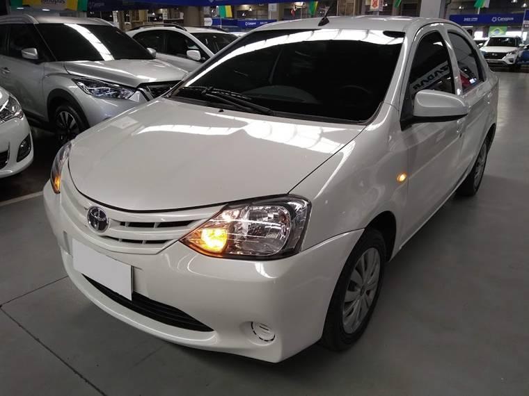Veículo à venda: etios sedan x automático flex
