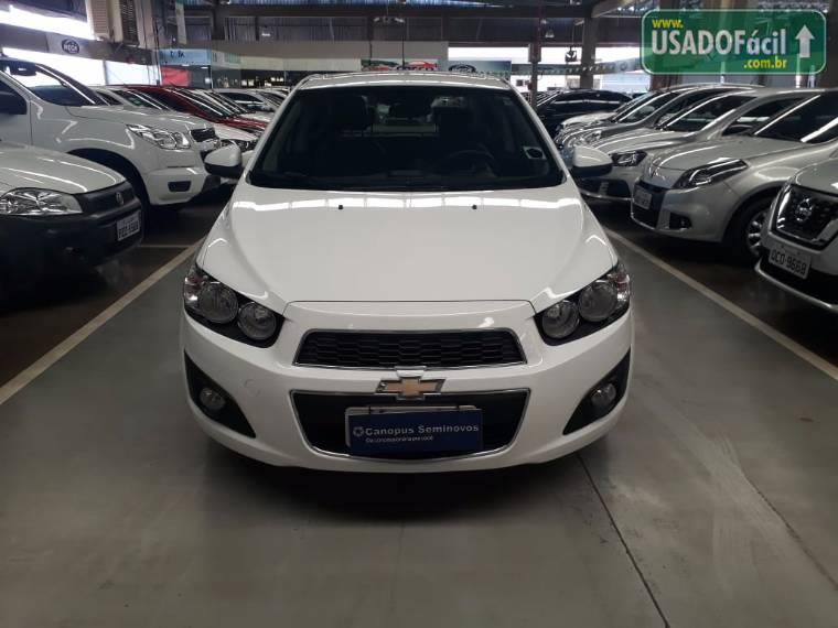 Veículo à venda: sonic sedan ltz automático flex power