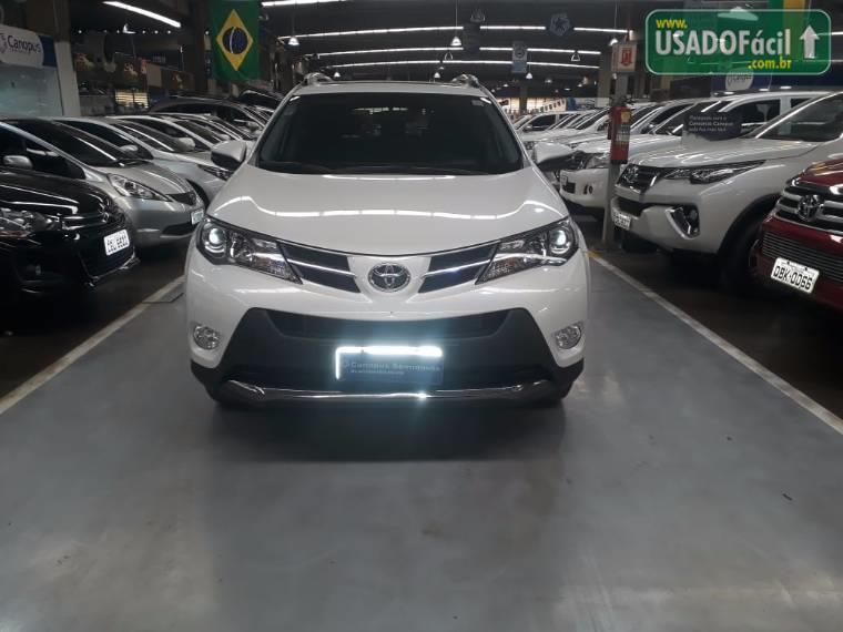 Veículo à venda: rav4 4x4 automático