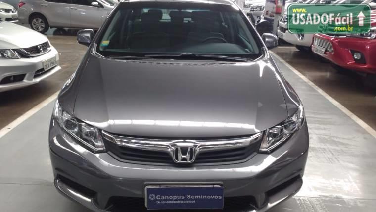 Veículo à venda: civic lxs automático flex
