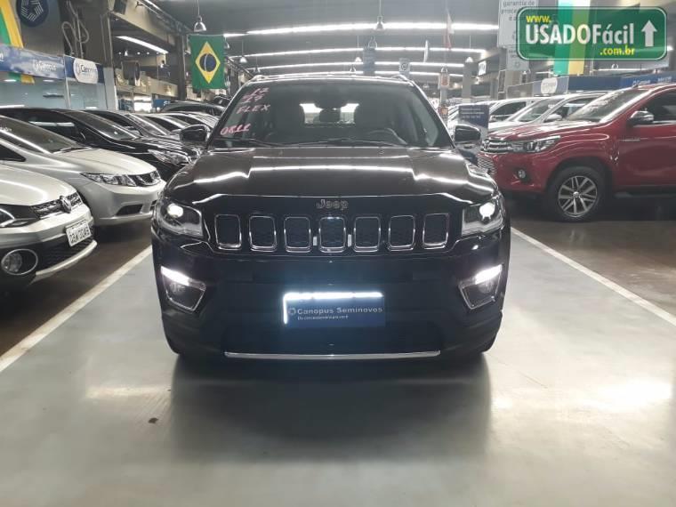 Veículo à venda: jeep compass limited 4x2 automatico flex