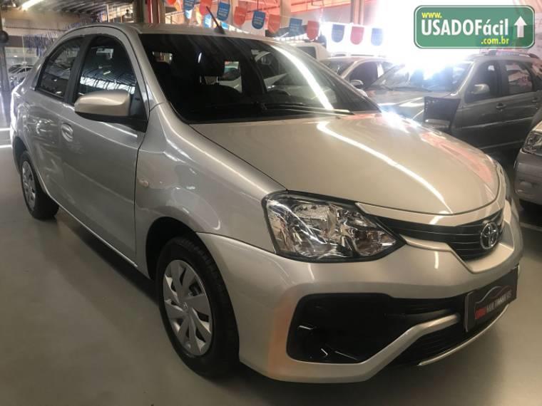 Veículo à venda: etios sedan x flex