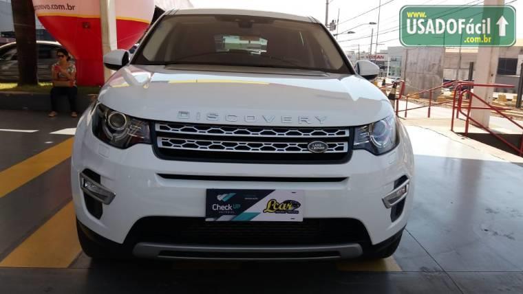 Veículo à venda: discovery sport hse luxury 4x4 automático