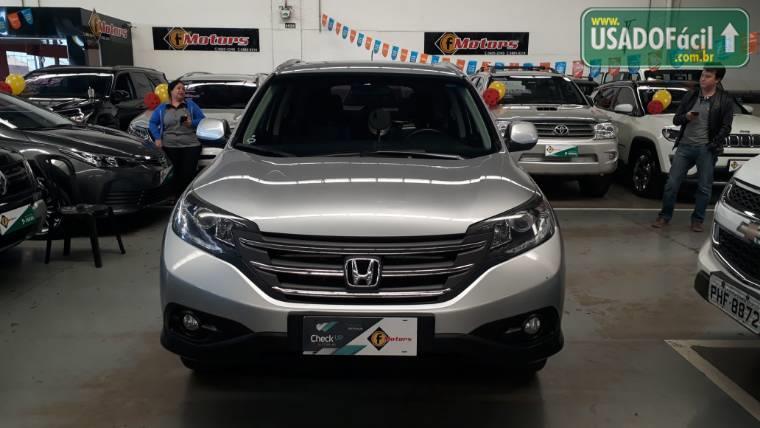 Veículo à venda: crv exl automático