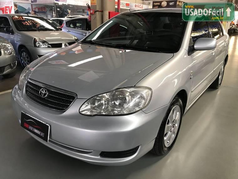 Veículo à venda: corolla xei 1.8 automático