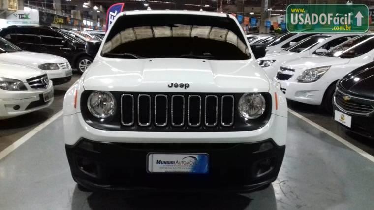 Veículo à venda: renagade sport 1.8 aut