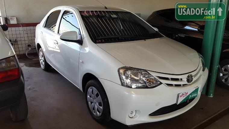 Veículo à venda: etios x sedan flex