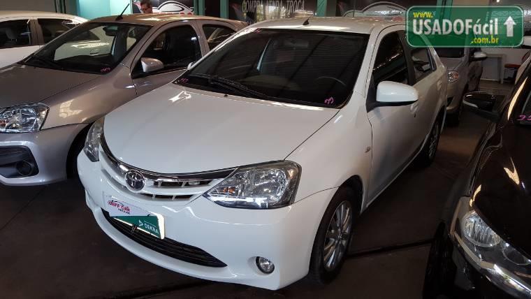 Veículo à venda: etios xls sedan flex
