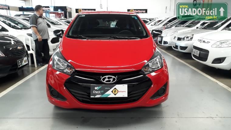 Veículo à venda: hb20 hatch spicy flex