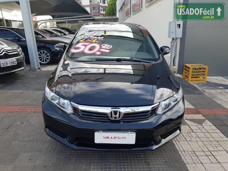 Veículo à venda: civic lxl automático flex
