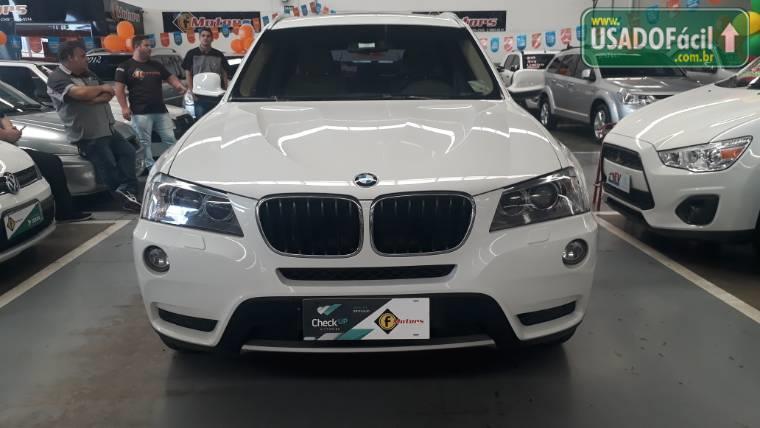 Veículo à venda: bmw x3 xdrive 20i