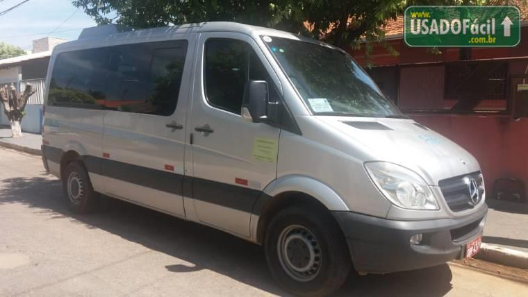 0a25c98ca26 Veículo à venda  MERCEDES-BENZ Van Sprinter 415 15 Lugares teto ...