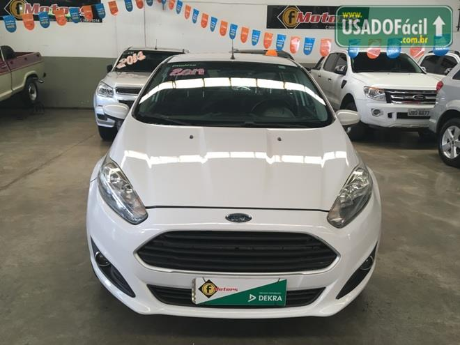 Veículo à venda: new fiesta hatch se 4p flex