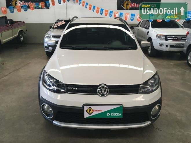 Veículo à venda: saveiro g6 cross cd total flex