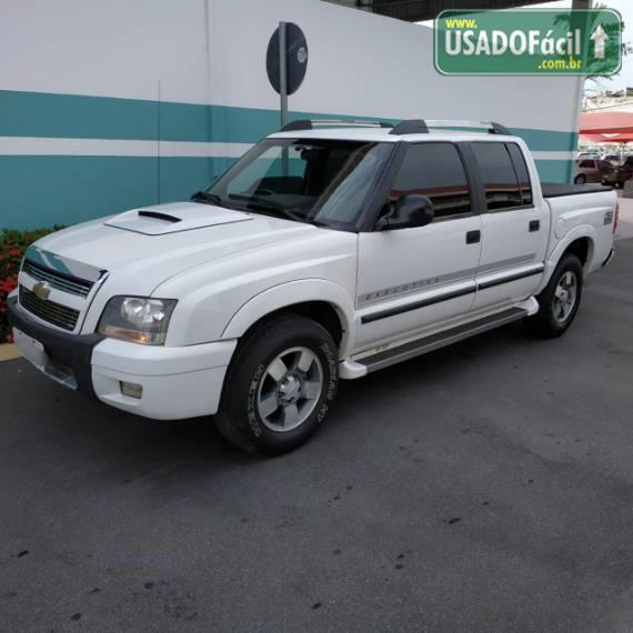 Veículo à venda: s10 executive cd 4x2 flex power