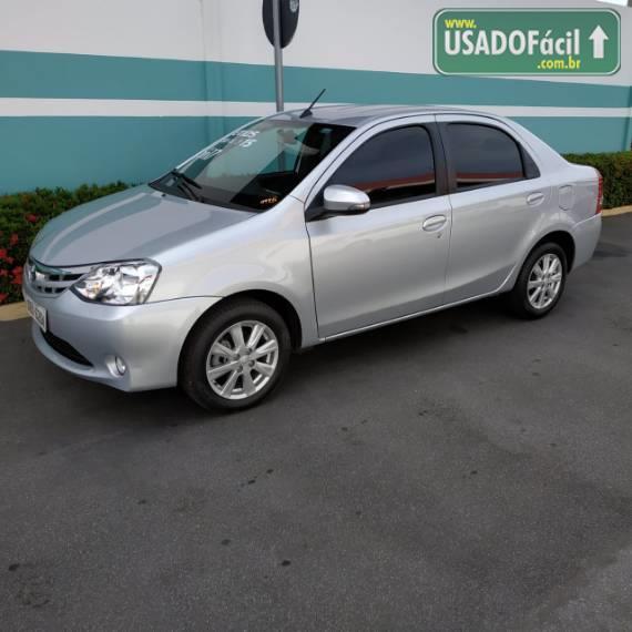 Veículo à venda: etios sedan xls automático flex