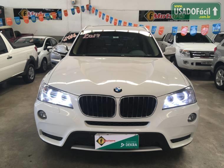 Veículo à venda: bmw x3 xdrive 20i wx31 m sport