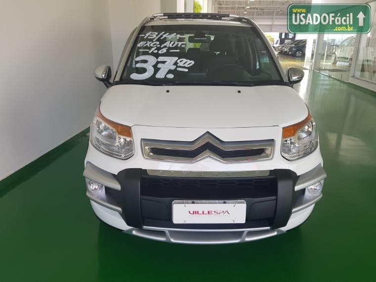 Veículo à venda: aircross exclusive automatico